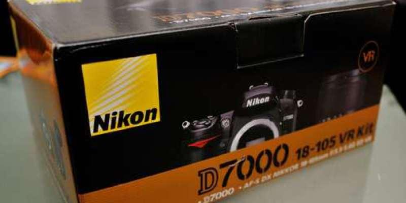 [3C家電]不算神兵~也足已堪稱利器!! Nikon D7000開箱文
