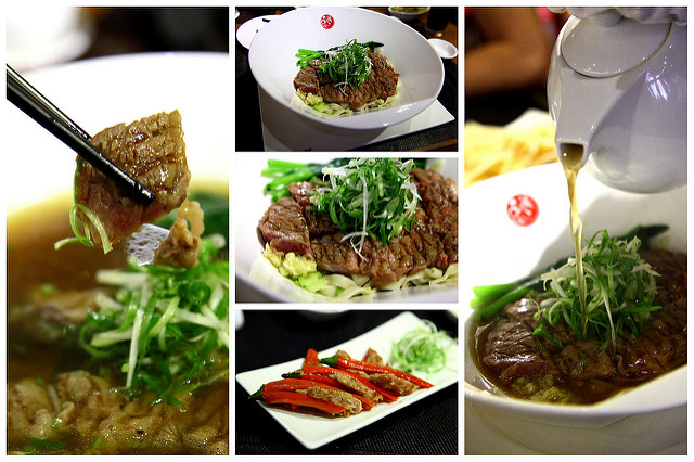 [台北大安]遵循傳統,口味卻創意十足~品川蘭牛肉麵