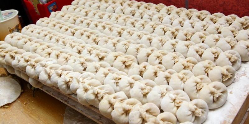[新莊美食]阿忠牛肉麵/ 好『古錐』的錢包水餃!流傳三十年的獨門水餃包法,肉汁滿盈超飽滿