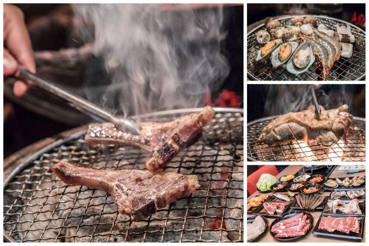 [桃園市]媲美單點燒肉店肉品的平價日式燒烤!燒肉頑家日式炭火燒肉-桃園南平店