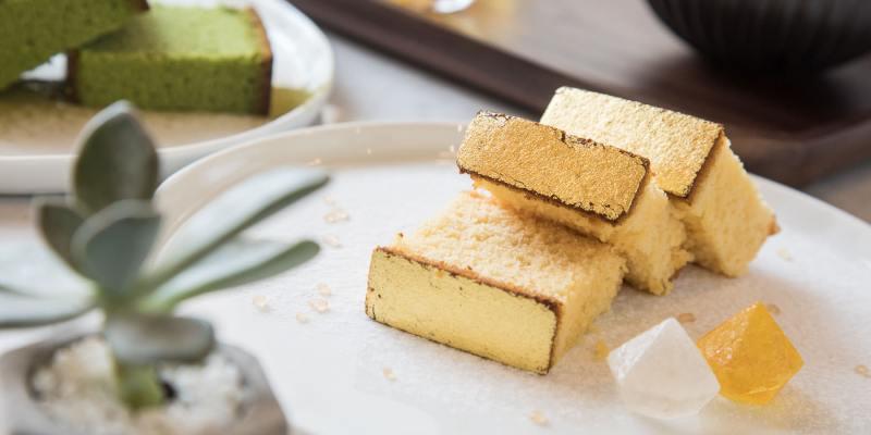 [台北大安]送給丈母娘最給力!最奢華的伴手禮,鑲金的絕品蜂蜜蛋糕!金錦町(文末優惠資訊)