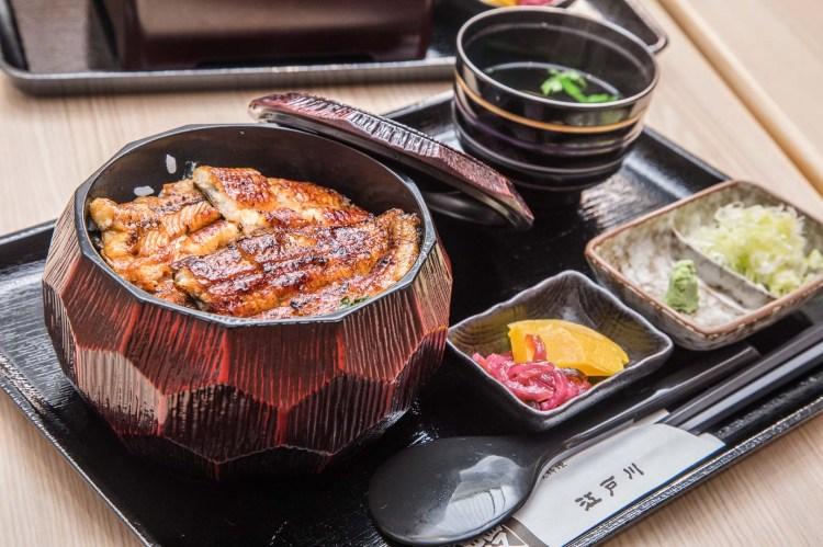 [台北美食]日本超人氣鰻魚飯,不用出國就能吃到道地京都鰻魚飯!江戶川鰻魚飯