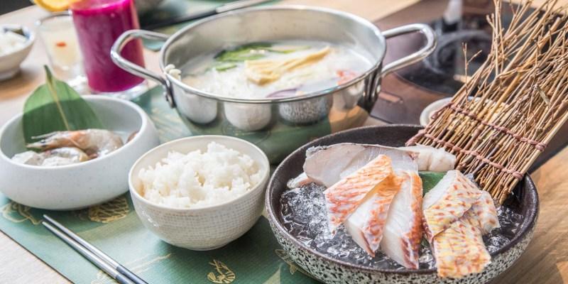 [台北松山]用餐還能長知識,全台最藻餐廳,大啖褐藻創意料理!Hi-Q褐藻生活館x鱻食
