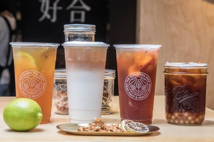 [台北大安]追求食材的原始風貌,台北唯一天然果乾茶!果然好合The Blend Tea Shop