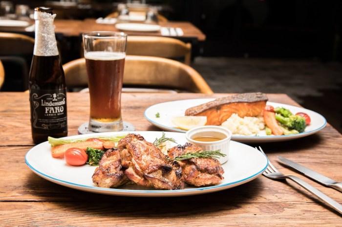 [台北大安]台北餐酒館推薦,酒食相伴,串起料理間的美味關係!Nomad bistro bar