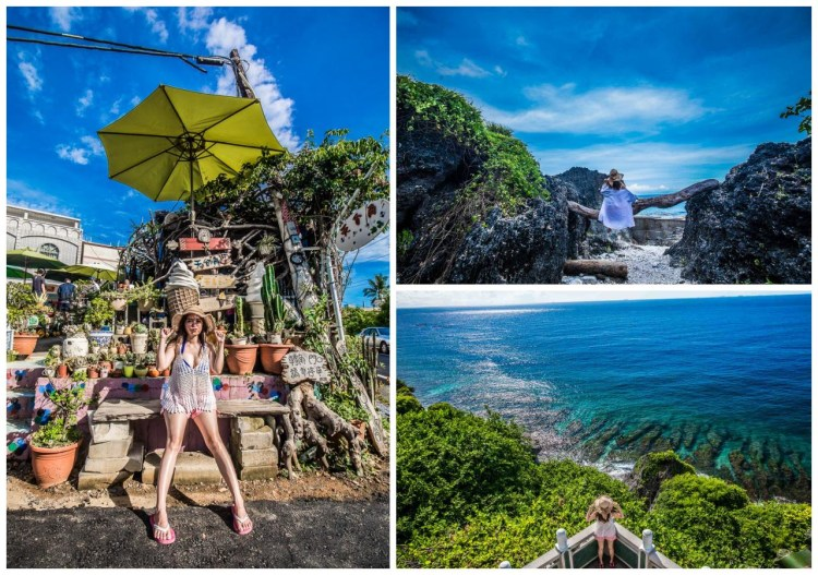 小琉球超夢幻IG拍照景點,不用動頭腦也能幫女友拍美照的小琉球8大景點!