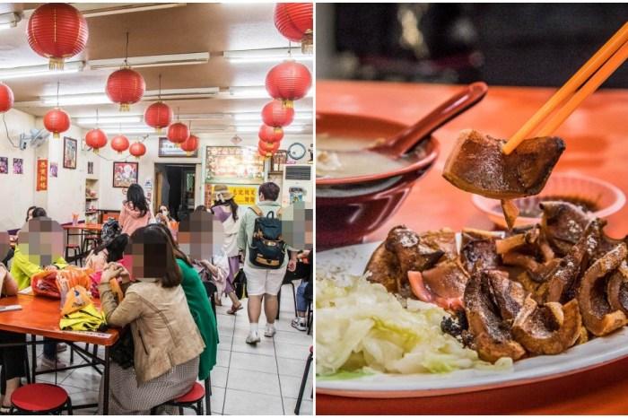 [宜蘭美食]宜蘭廟口紅糟魷魚/在地經營一甲子老店,外酥內軟好吃紅糟魷魚!