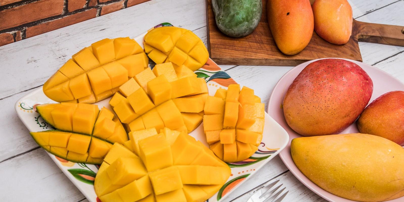 芒果小吉盒!盛夏芒果大集合!你認得幾種芒果?竟然有綠色的芒果?!珍稀芒果這一盒都能吃到!