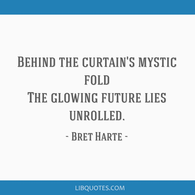 glowing future lies unrolled