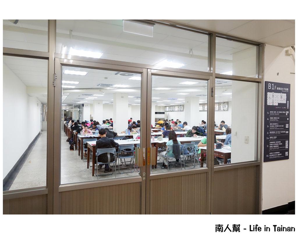 【臺南市北區-圖書館】換新裝的市立圖書館總館~~除了看書也有兒童和影音專區 - 南人幫