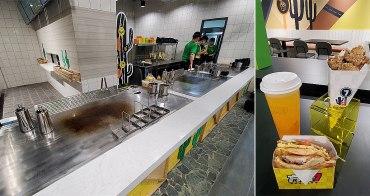 【台南美食】現點現做最新鮮|鐵板做的土司和捲餅|看電影來份小點心~~方塊7鐵板吐司專賣店