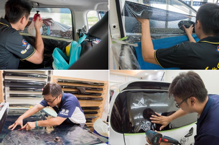 【隔熱紙】老闆10幾年經驗|桑瑪克隔熱紙一年內玻璃破裂免費換新|享五年保固|大樓隔熱紙施工~~東承汽車隔熱紙