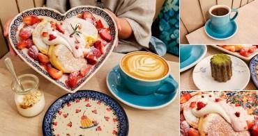 【臺南美食】中世紀法國經典甜點 法式糕點可麗露每日限定口味 季節限定草莓口味熱鬆餅 舒芙蕾單點加80元升級套餐 下午限定時間開賣~~Autumn舒芙蕾熱·鬆餅