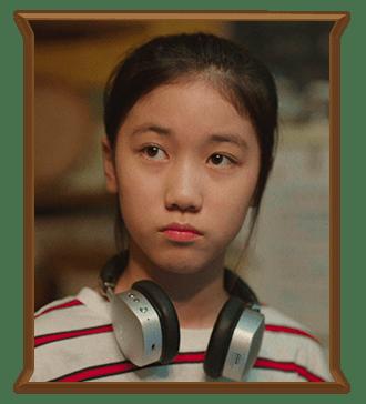 정민주 (여,14세)