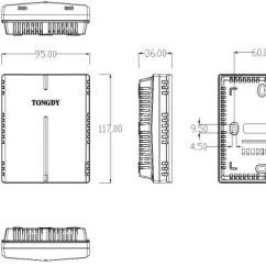 Sunpro Drag N Tach Wiring Diagram 2008 Gmc Canyon Stereo 24vac Carbon Monoxide Alarms With Electrochemical Sensor