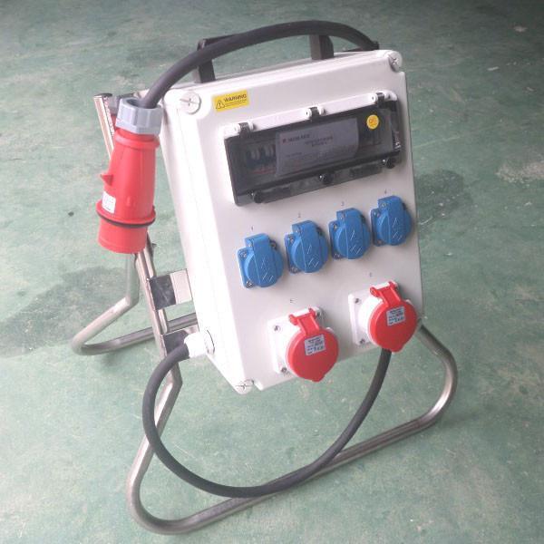 ip44 industrial power distribution