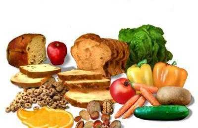 alimentos que tengan fibra alimentaria