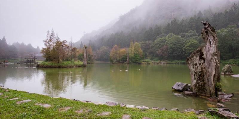 宜蘭旅遊推薦》明池山莊&森林遊樂區 - 雲霧仙境の北橫明珠