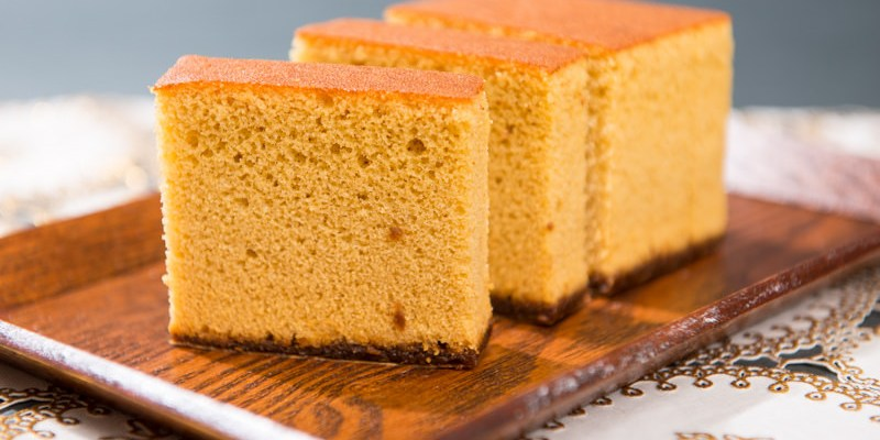 南投伴手禮推薦》微熱山丘 蜜豐糖蛋糕 - 真實的樸實美味
