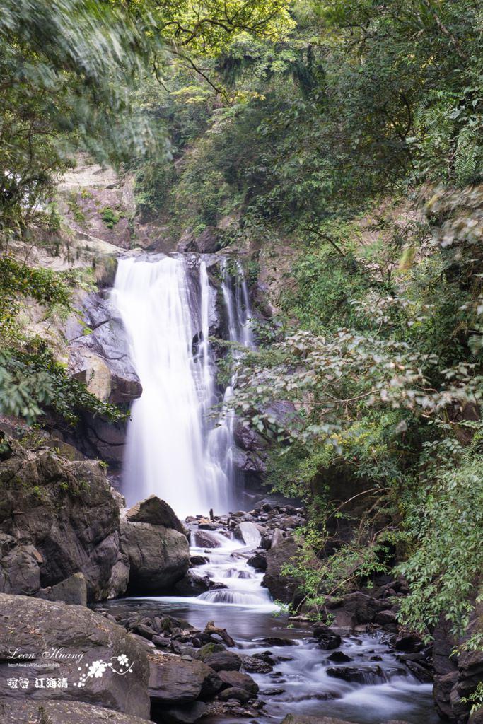 烏來旅遊推薦》內洞森林遊樂區 – 負離子森呼吸