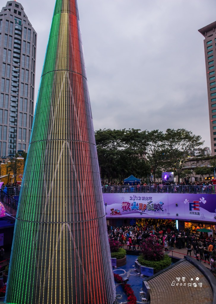 板橋》2012新北市歡樂耶誕城