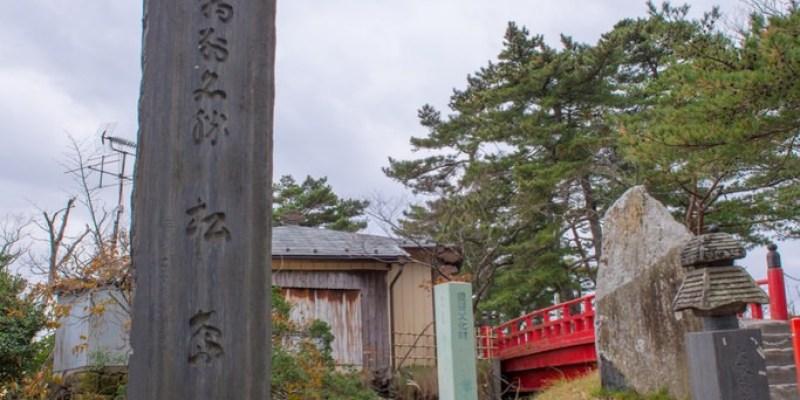 日本景點推薦》宮城五大堂 - 古老的桃山建築