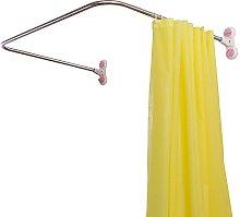 curved shower curtain rail shop