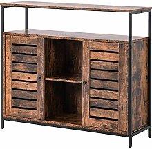 meuble industriel armoire metal vintage