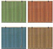 rideau en bois et bambou comparer les