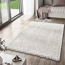 tapis blanc poil long comparer les