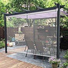 Prodotto ideale per realizzare tende. Tende A Rullo Per Esterni In Pvc Trasparente Confronta Prezzi E Offerte Lionshome