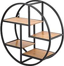 H 16 x l 16 x p 10 cm mensola rettangolare: Libreria Tonda Design Confronta Prezzi E Offerte Lionshome
