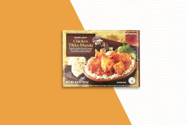 Chicken Tikka Masala Trader Joe's Frozen food