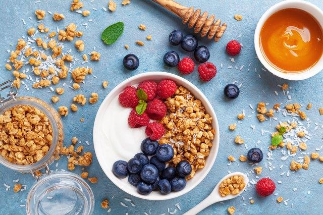 Breakfast Diet for Gastritis | Livestrong.com