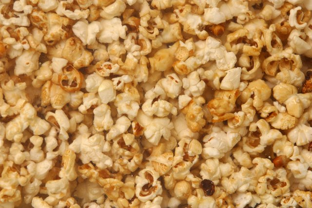 Stomach & Back Pains After Eating Popcorn & Sunflower ...