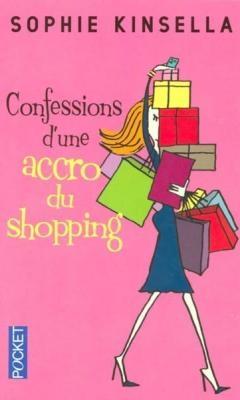 Couverture L'accro du shopping, tome 1 : Confessions d'une accro du shopping