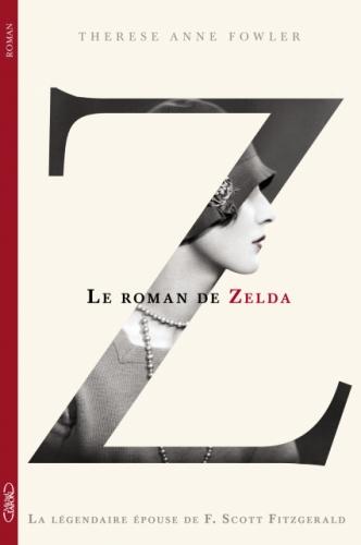 Couverture Z Le roman de Zelda