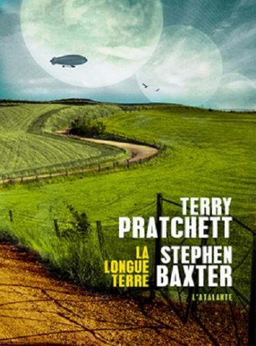Couverture La Longue Terre de Terry Pratchett et Stephen Baxter
