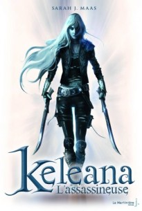 Couverture Keleana, tome 1 : L'assassineuse