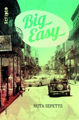 Couverture Big Easy