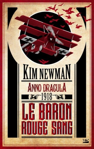 Couverture Anno Dracula, tome 2 : Le Baron rouge sang