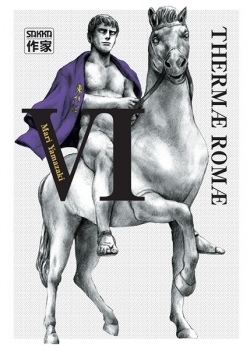 Couverture Thermae Romae, tome 6