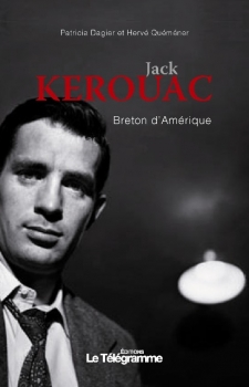 Couverture Jack Kerouac. Breton d'Amérique