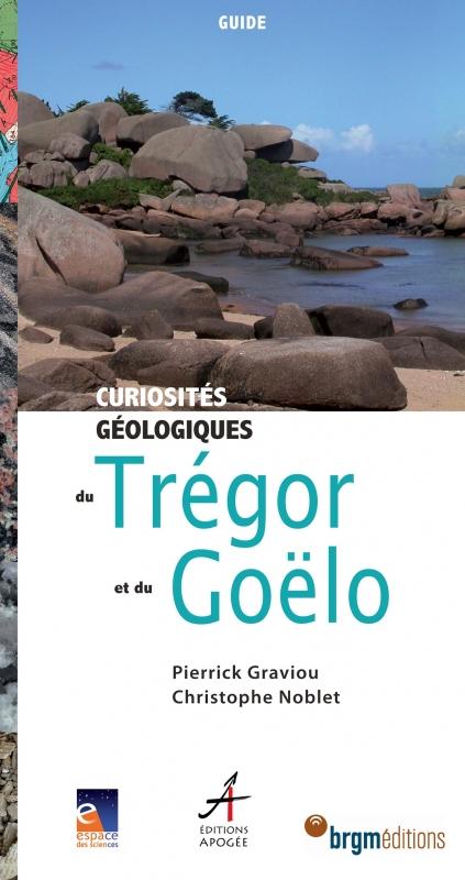 Couverture Curiosités géologiques du Trégor et du Goëlo