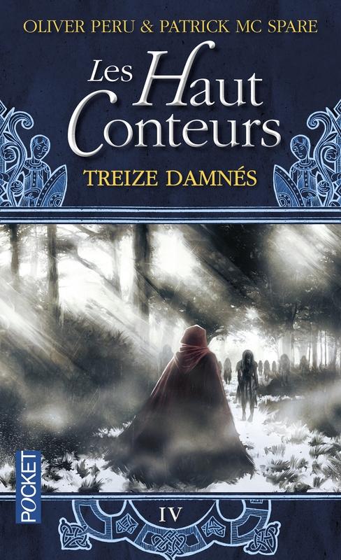 Couverture Les Haut Conteurs, tome 4 : Treize damnés