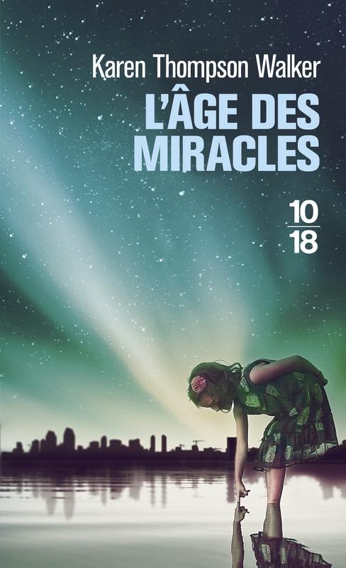 Couverture L'âge des miracles