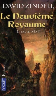 Couverture Le Cycle d'Ea, tome 1 : Le Neuvième royaume