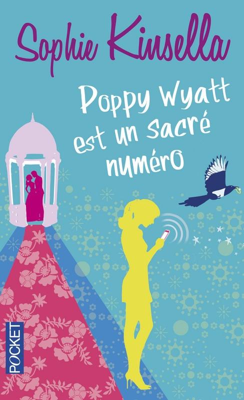 Couverture Poppy Wyatt est un sacré numéro