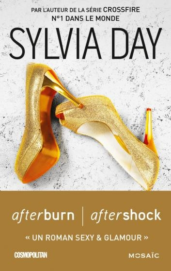 Couverture Afterburn, Aftershock