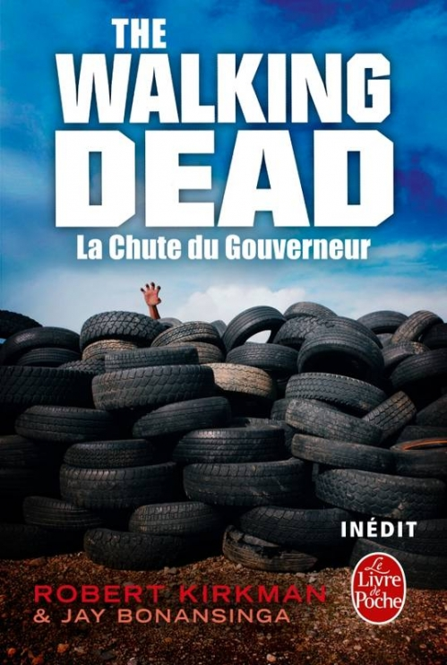 Couverture The Walking Dead (roman), tome 3 : La Chute du Gouverneur, partie 1